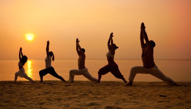 yoga: i vantaggi