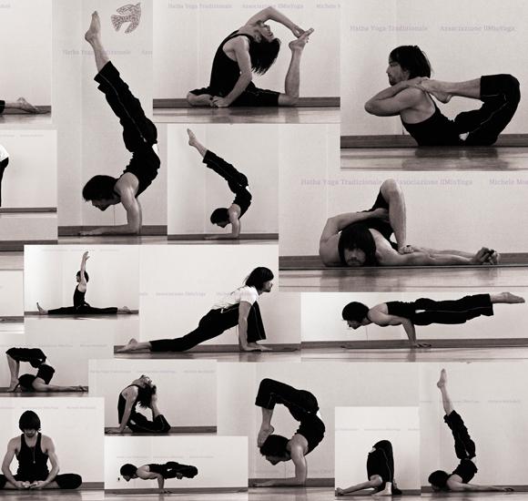 Calendario Aprile Hatha Yoga Tradizionale Intermediate