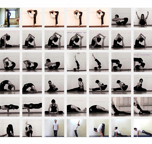 Calendario Marzo Hatha Yoga Tradizionale Intermediate